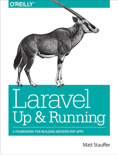 - book cover - Things I didn't know Laravel could do