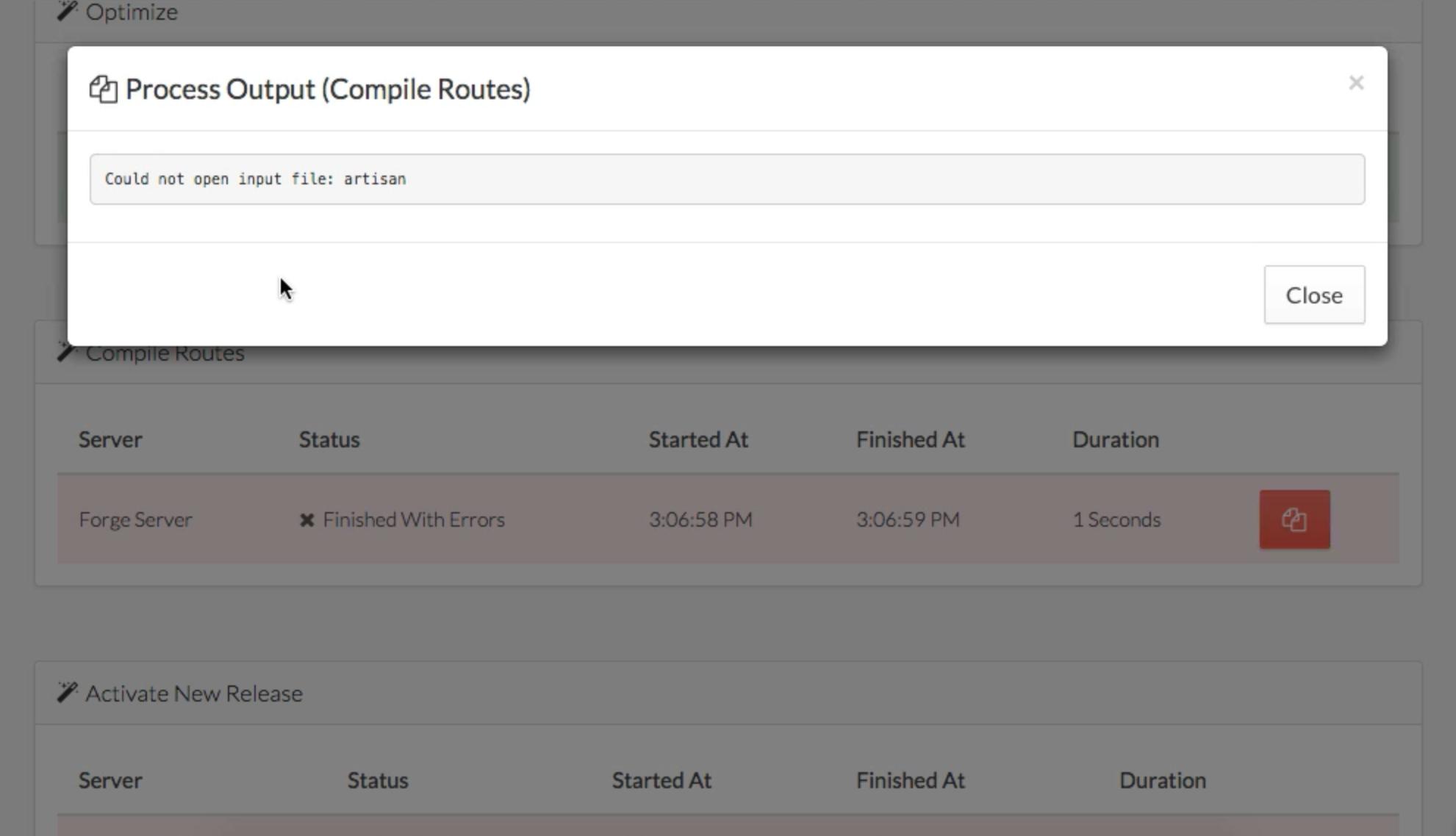 - envoyer screenshot 20 - Introducing Envoyer.io | MattStauffer.com