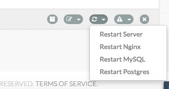 Forge Restart Nginx  - forge restart nginx - Applying an SSL cert to a Laravel Forge site's www. domain