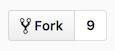 GitHub Fork Button  - github fork button - How to contribute to an open-source GitHub project using your own fork