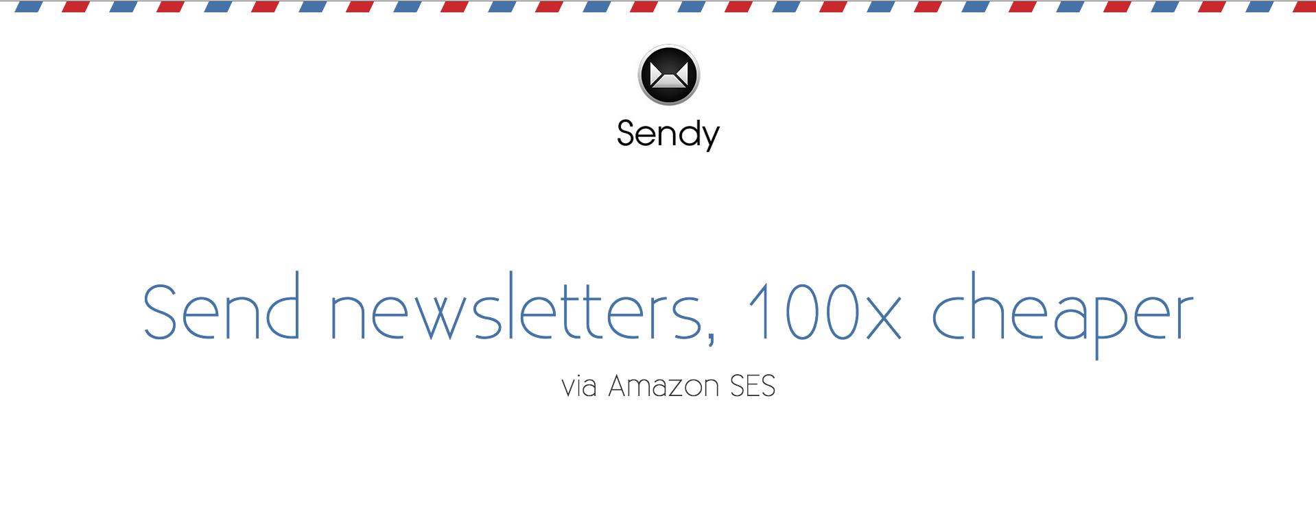 Sendy header